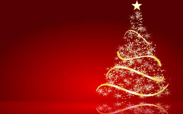 golden christmas tree wallpaper database. Black Bedroom Furniture Sets. Home Design Ideas